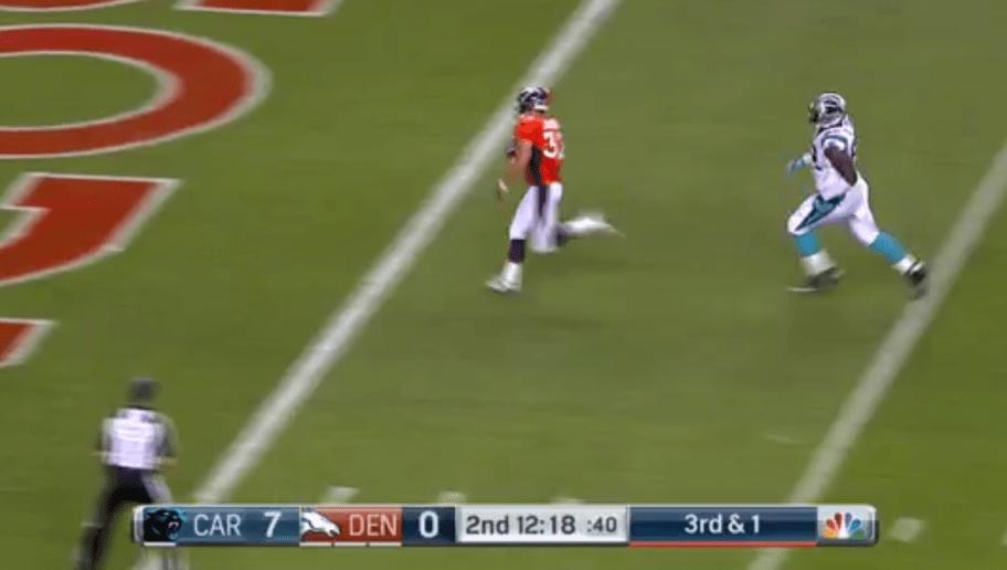 VIDEO: Los Broncos igualan la pizarra con el touchdown de Andy ...