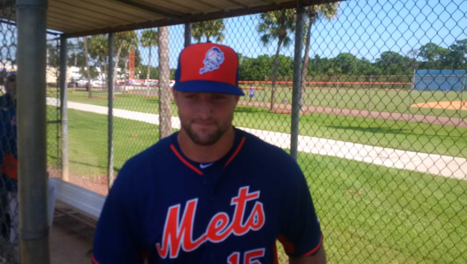 Tim Tebow Was Everywhere During His First Day Of Instructional