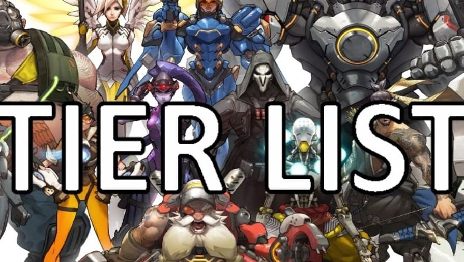 the comprehensive overwatch tier list 12up
