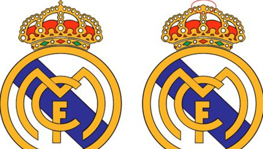 West End Auto Sales >> PHOTO: Real Madrid Shock Fans by Tweaking Their Club Badge to Improve Revenue From the Middle ...