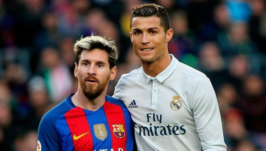 10 Players Who Played With Both Messi and Ronaldo:9-deco ...