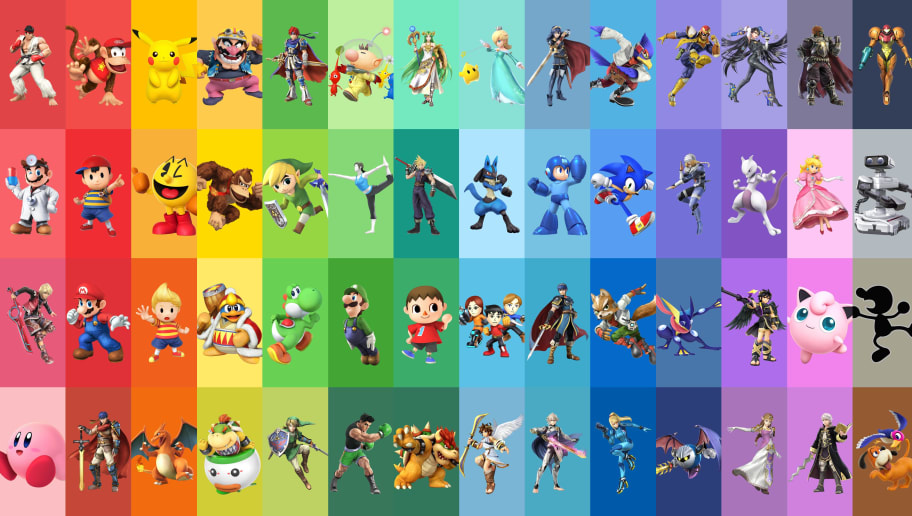 mr r releases his version of the smash 4 tier list dbltap