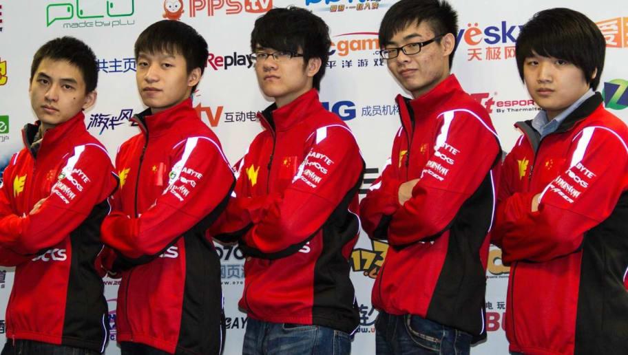 Top 5 Team eSport Asal Cina Yang Paling Terkenal