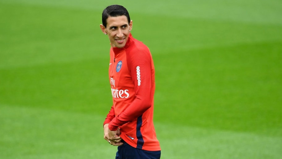 Barcelona Ready to Turn Attention to PSG Winger Angel Di Maria ... on