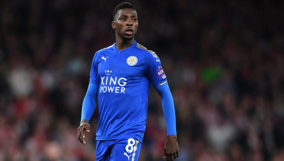 Image result for iheanacho leicester v huddersfield