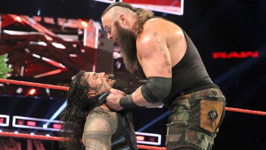 Resultado de imagen para Roman Reigns Braun Strowman