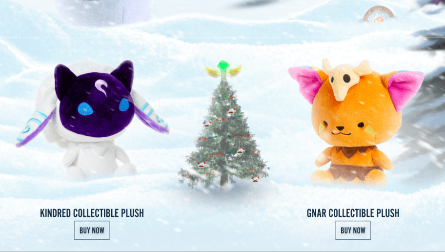 6 Christmas Gifts for League of Legends Fans | dbltap