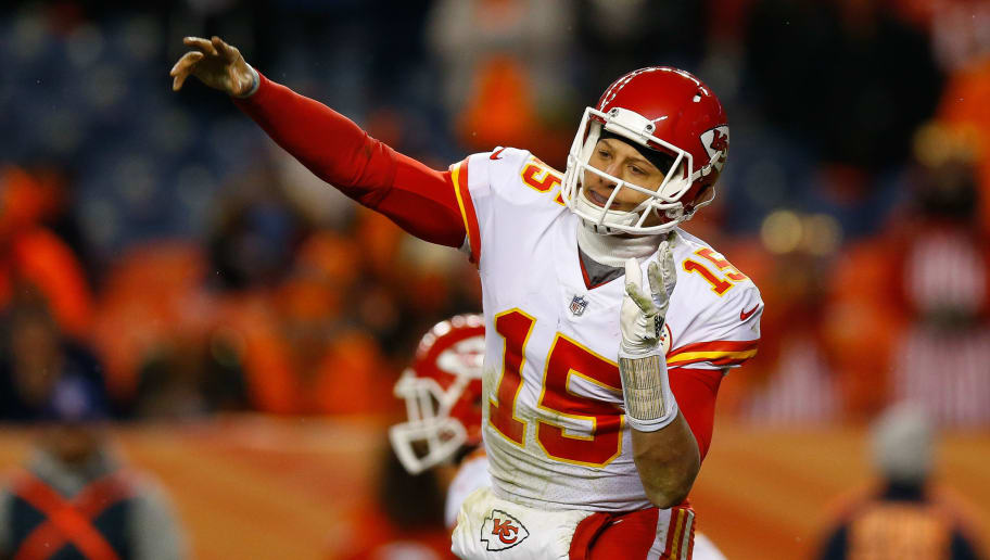 Chiefs Bitter Rival Praises Pat Mahomes on NFL Network