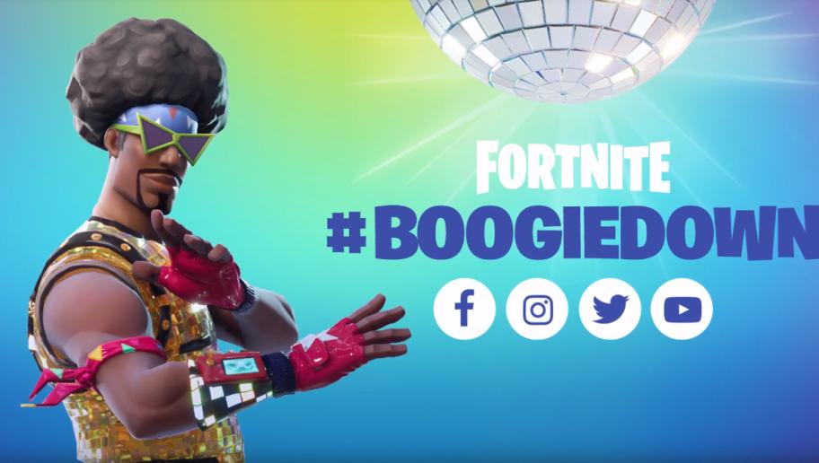 "Emote الـ""Boogie Down"" من Fortnite مجانا"