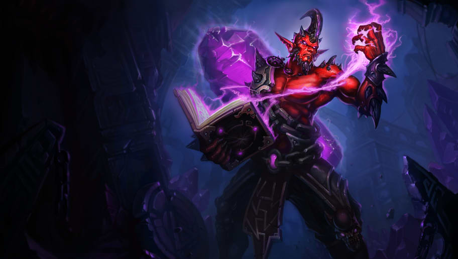 Ryze And Shyvana Likely To See Changes In League Of Legends Patch 89