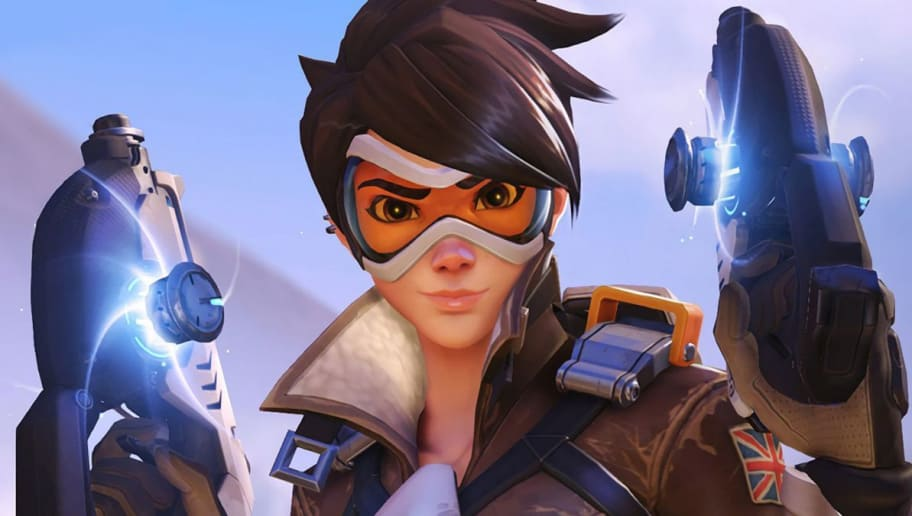 overwatch fan creates custom venom tracer skin dbltap