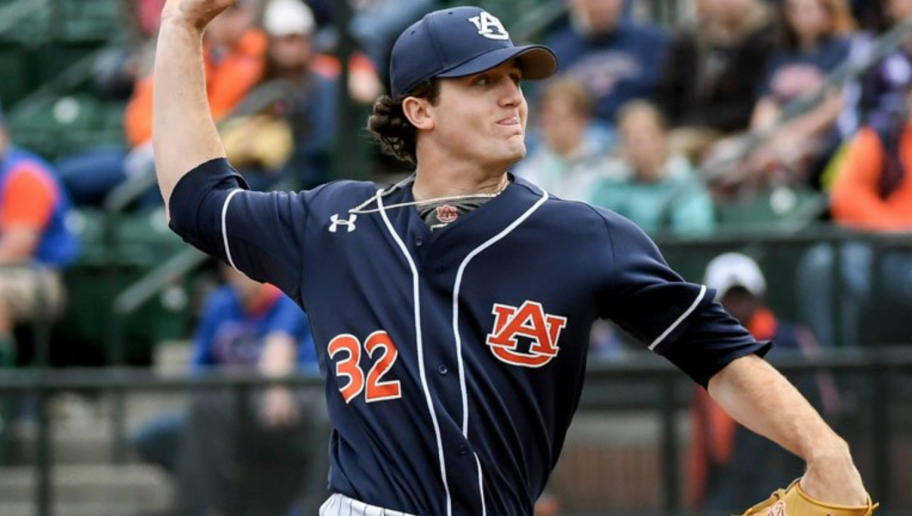 8b85b14c5 Tigers Select Pitcher Casey Mize With First Overall Pick | 12up