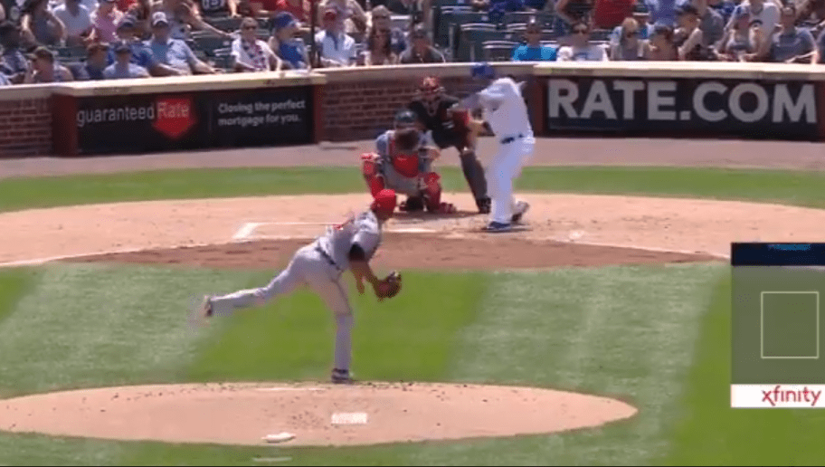 VIDEO: Cubs' David Bote Crushes First Career Home Run to ...