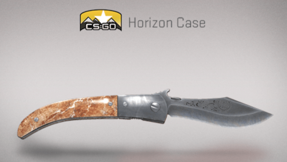 valve reveals horizon case with 17 new weapon finishes and four new