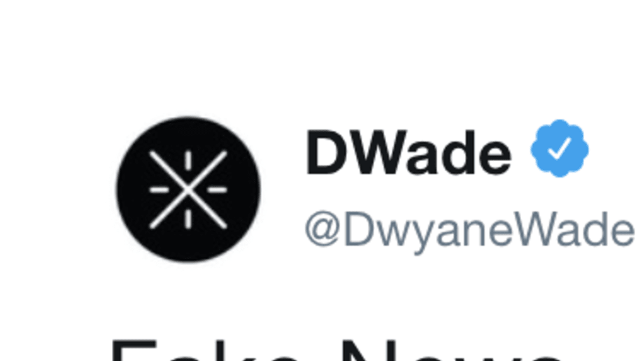 Dwyane Wade Posts Cryptic Tweet Amid Reports Of One Last Year With