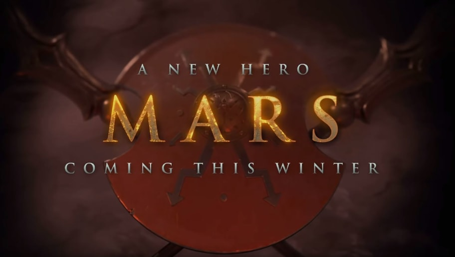 everything to know about dota 2 s new hero mars dbltap