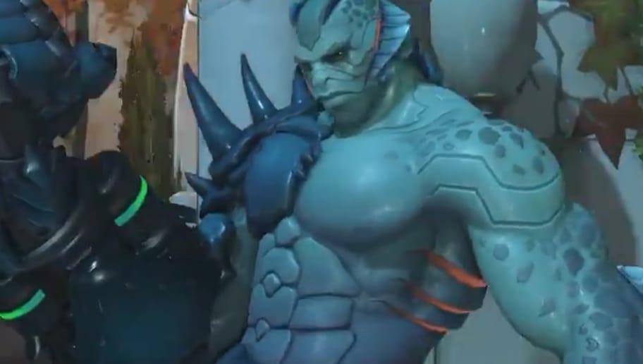 Новые скины для Overwatch на хэллоуин 2018