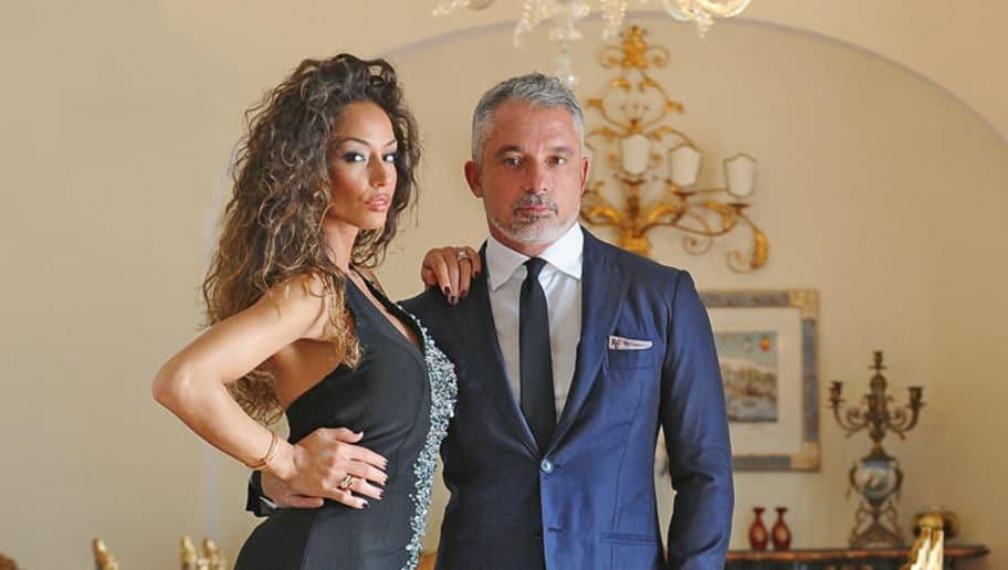 Raffaella Fico e Alessandro Moggi, storia d`amore al capolinea per colpa di CR7?