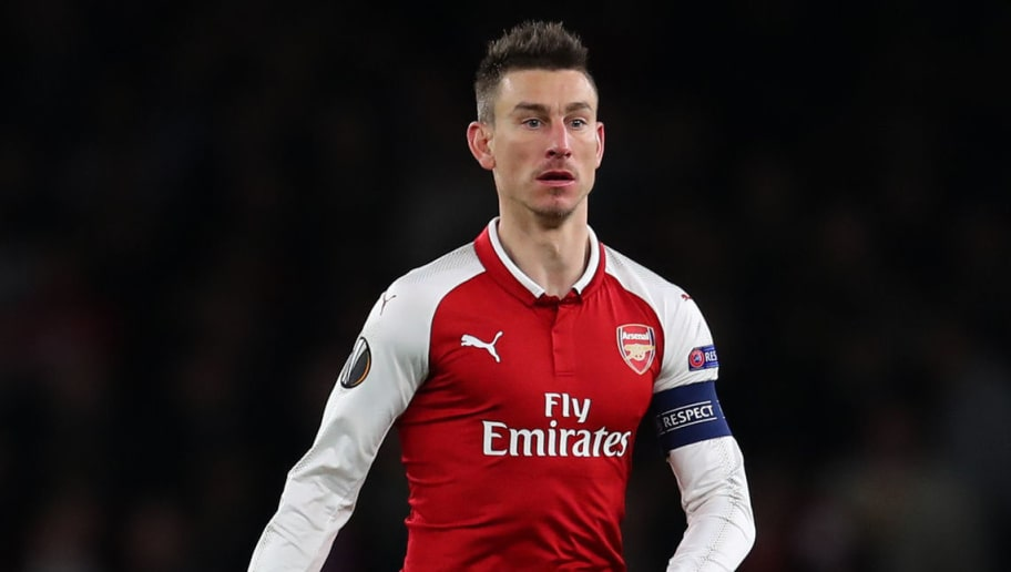 Emery: Arsenal must be calm with returning Koscielny