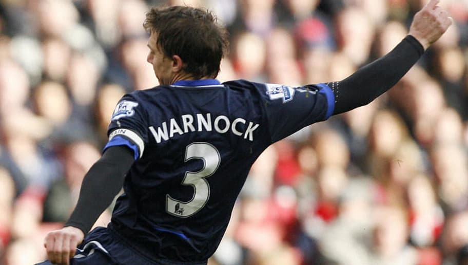 Pascal Chimbonda and 24 Other Classic Premier League Players: No. 18 – Stephen Warnock