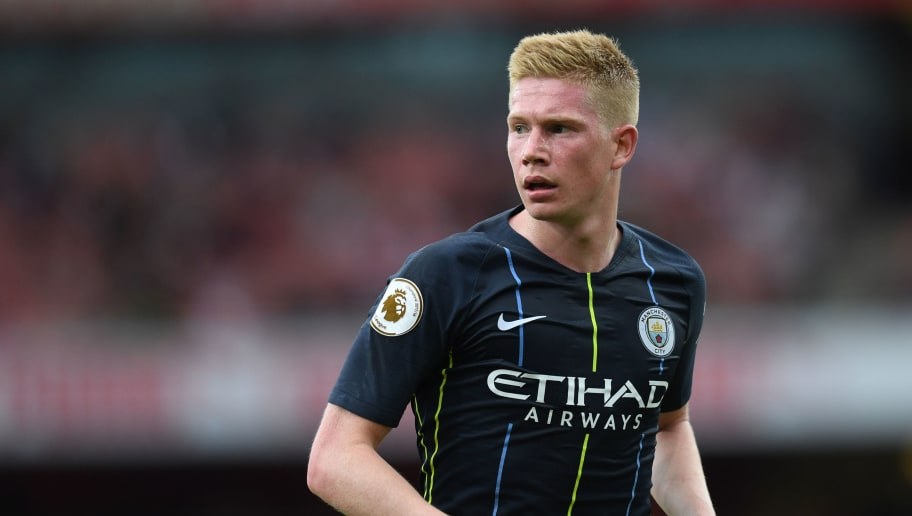 Kevin De Bruyne Faces 12 Weeks Out After Suffering Knee Ligament Tear in Training