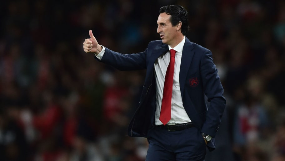 Tony Cascarino: What is encouraging about Arsenal under Unai Emery
