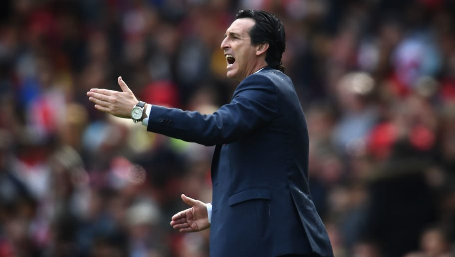 Arsenal Boss Unai Emery Reportedly Eyes Move For New Left