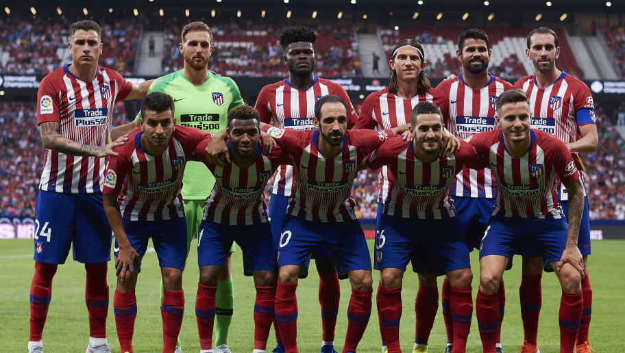 مباراة اتلتيكو مدريد اليوم بث مباشر