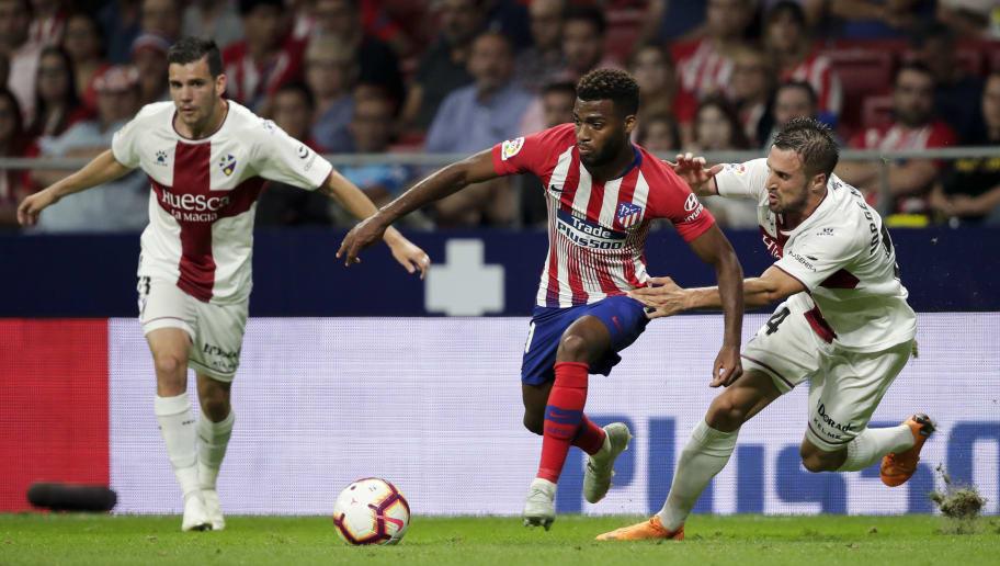 4 Key Battles That Could Decide Saturday's Madrid Derby at the Bernabeu atletico madrid v sd huesca la liga santander 5bae5ac39e8b987946000001