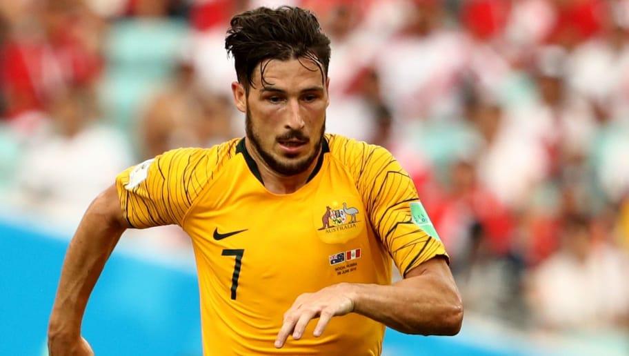 australia 0 2 peru player ratings as socceroos los incas bid farewell to world cup 90min. Black Bedroom Furniture Sets. Home Design Ideas