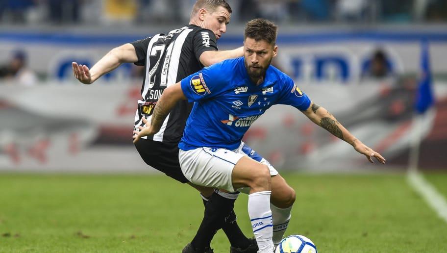 Sobis ganha nova chance no Cruzeiro e tenta voltar ao radar de Mano Menezes