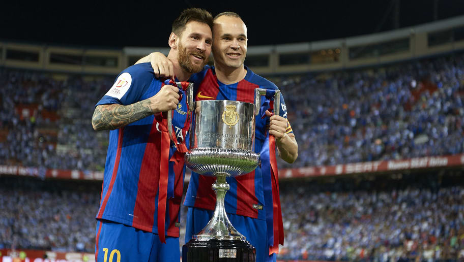 Real Madrid Vs Barcelona Number Of Trophies