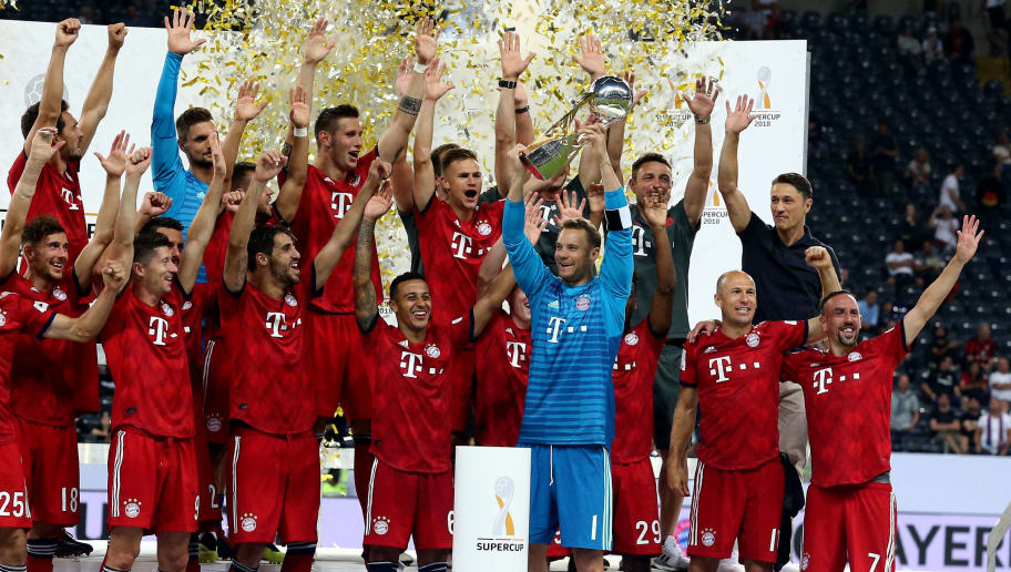 Picking the Best Potential Bayern Munich Lineup to Face SV Drochtersen/Assel in Saturday's DFB-Pokal