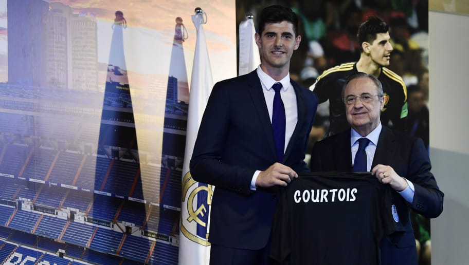 DEADLINE DAY LIVE: Atletico Madrid Reject Man Utd Godin Bid as Real Madrid Unveil Thibaut Courtois