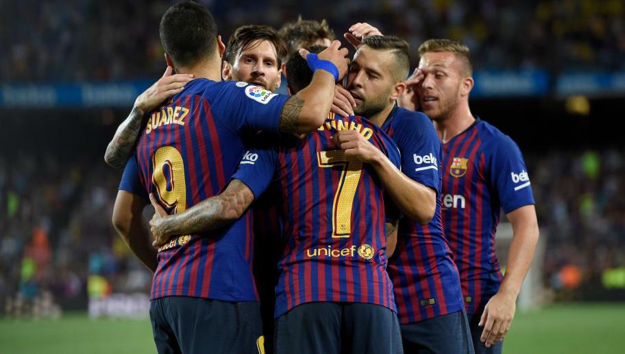 Resultado de imagen para valladolid vs Barcelona