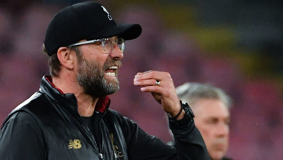 Liverpool, Mo Salah blanked in frustrating 1-0 defeat at Napoli