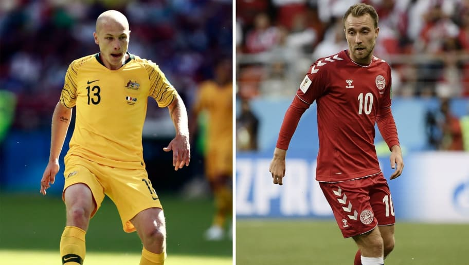 world cup preview denmark vs australia recent form