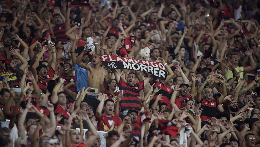 Flamengo supera rivais paulistas e atinge marca inédita de público em 2018