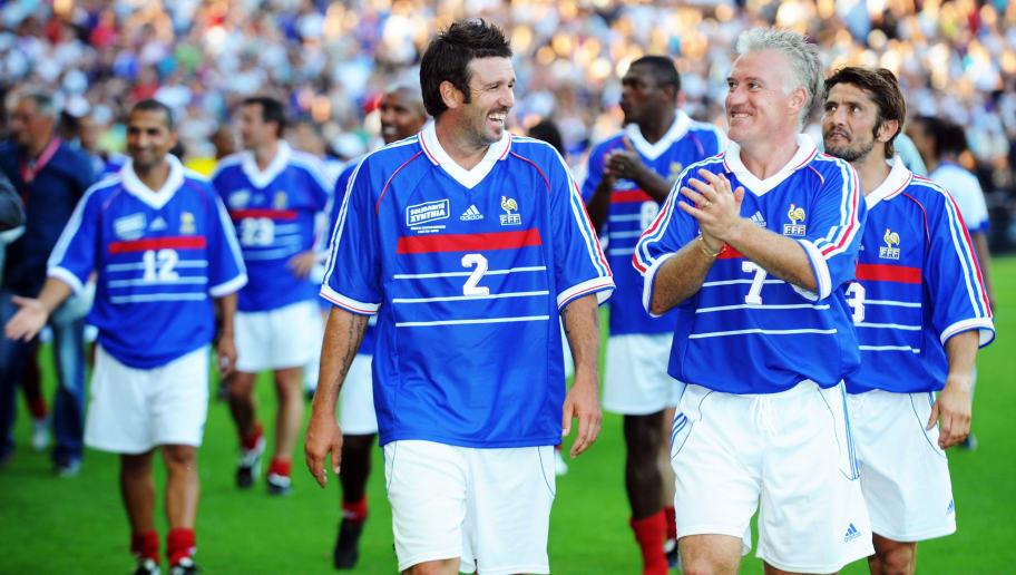 Histoire que sont devenus les champions du monde 1998 90min - Hymne coupe du monde 1998 ...