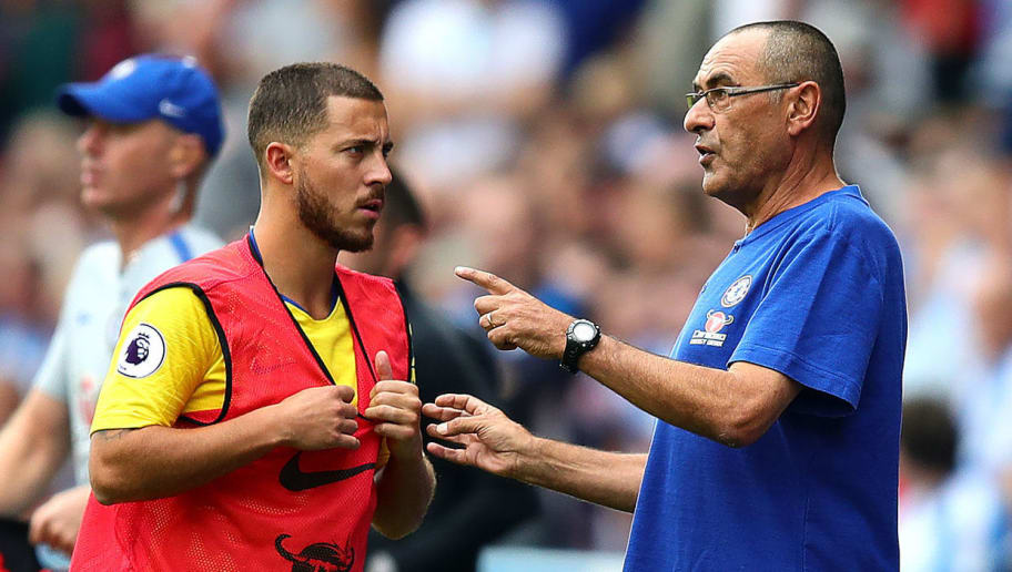 Chelsea closer to leaders Liverpool, Man City than I thought - Maurizio Sarri