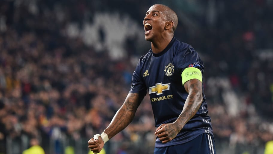Man Utd In Talks With Ashley Young Over New 12month