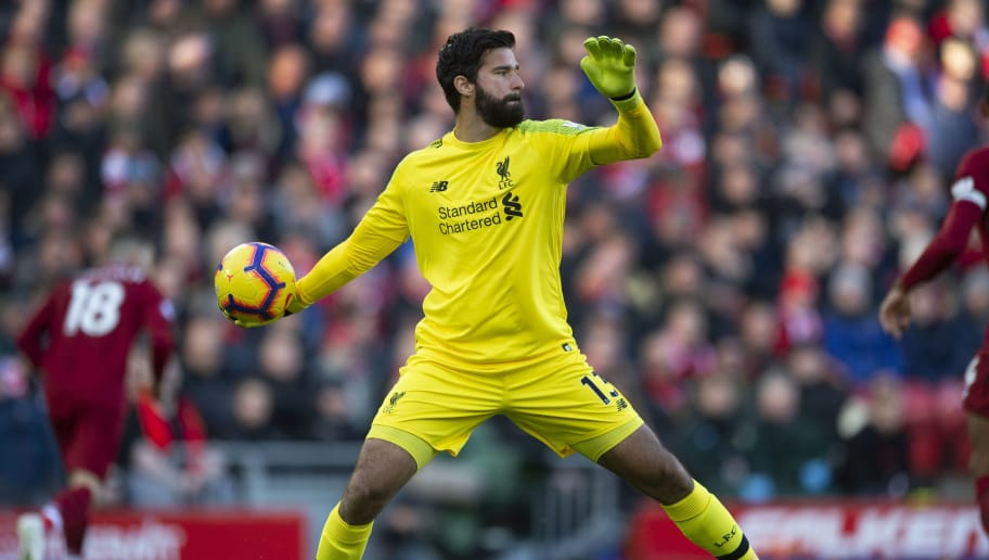 Alisson Becker Says Liverpool Defensive Duo Have Forced