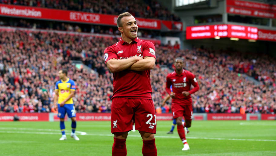Jurgen Klopp Laid Down Law For Xherdan Shaqiri - Former Liverpool Defender