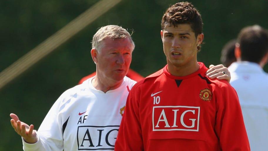 Ronaldo đòi tới Real 2008 và Sir Alex giải quyết ai nghe cũng phải THÁN PHỤC!