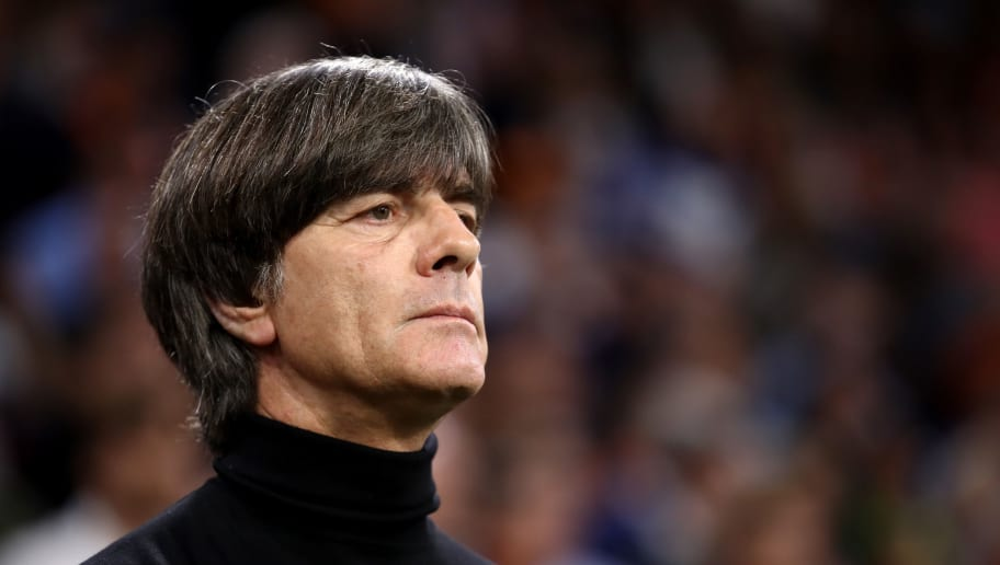 39 a lack of confidence 39 joachim l w admits morale in german camp is low after defeat to. Black Bedroom Furniture Sets. Home Design Ideas