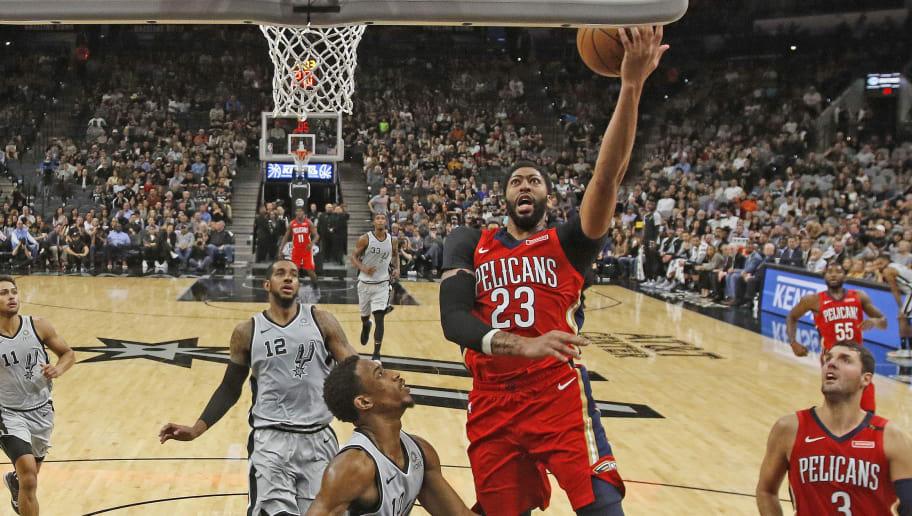 San Antonio Spurs ...