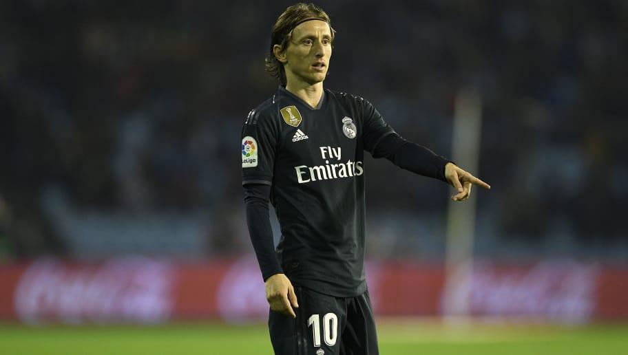 Harry Kane Claims Ex-Teammate Luka Modric Deserves 'All ...