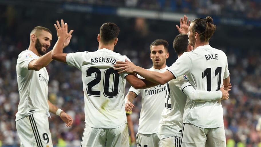 Three Things We Learned From Getafe 1 2 Real Madrid: La Liga: Real Madrid 2-0 Getafe