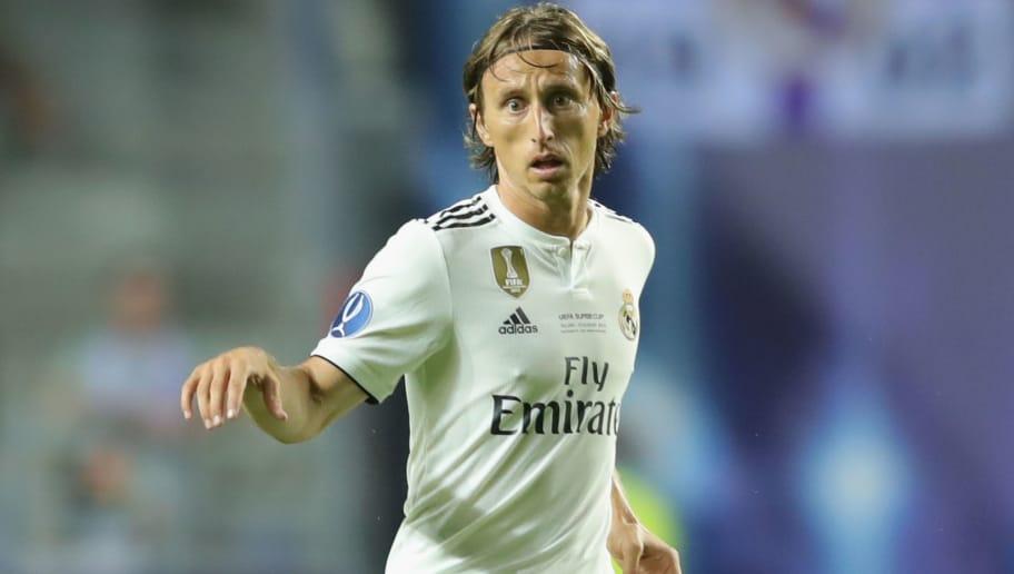 Luka Modric chính thức lên tiếng trước tin đồn gia nhập Inter