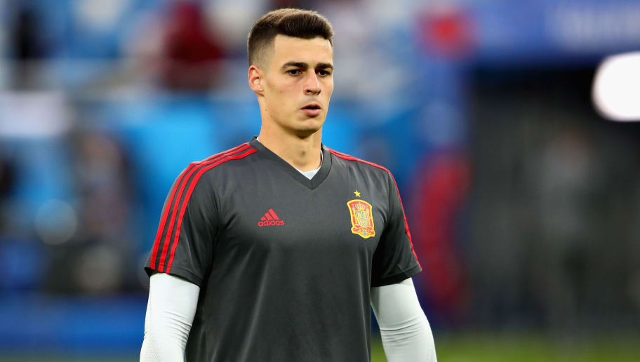 quality design 7e20c cdb4c Kepa Arrizabalaga Among Highest Paid Goalkeepers in the ...